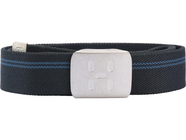 Haglöfs Stretch Cintura con fibbia, blu